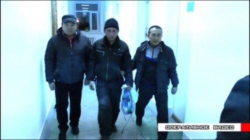 Подозреваемый в убийстве Насти Шариповой арестован (ВИДЕО)