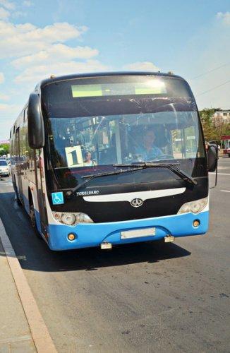 Отсудили автобусный парк