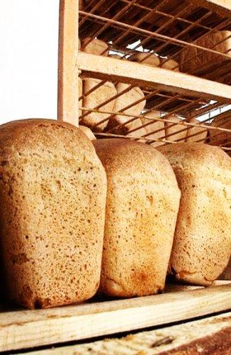 Хлеб по 55 тенге