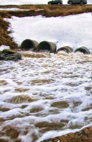 Успеть до паводков