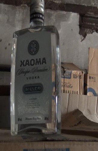 """Подпольная """"паленка"""""""