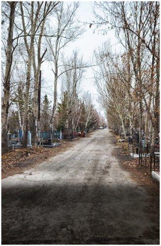 Тяжба за кладбище