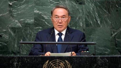 Нурсултан Назарбаев выступит на Совете безопасности ООН