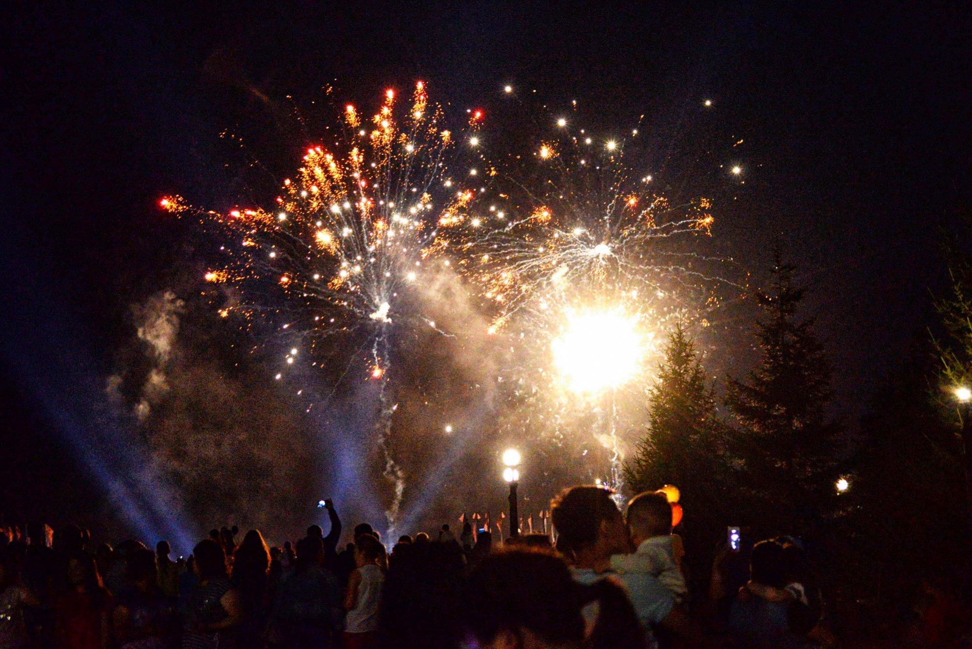 Как Павлодар праздновал День Рождения