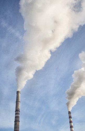 На 15,7% увеличились выбросы промышленных предприятий