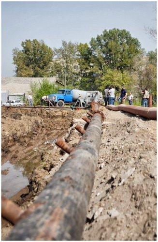 На Втором Павлодаре строят пруд-накопитель
