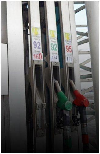 Увеличения цен на бензин и дизтопливо не ожидается