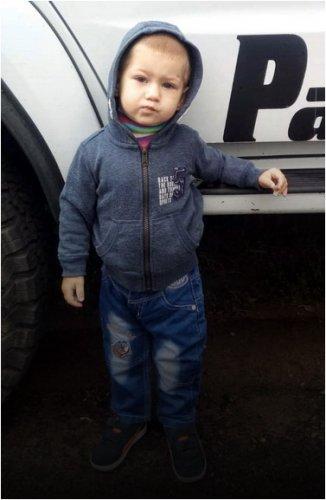 Мама двухлетнего Алеши просит сдать кровь для спасения сына