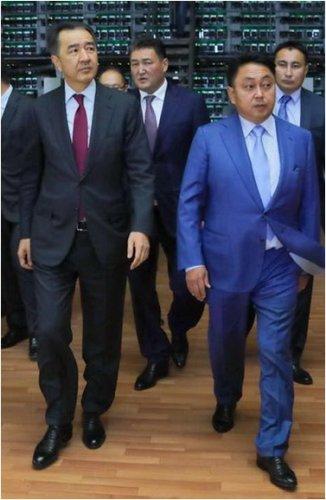 Премьер-министр посетил майнинговую компанию в Экибастузе