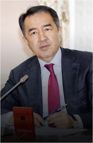 Рабочий визит премьер-министра Бакытжана Сагинтаева