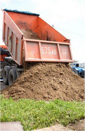Незаконную добычу песка выявили в Баянаульском районе