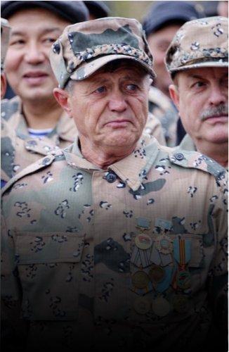 В Павлодаре открыли мемориальный комплекс воинам-афганцам