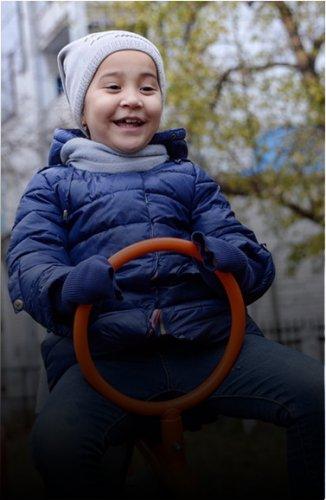 Десять детских игровых площадок установили в Павлодаре