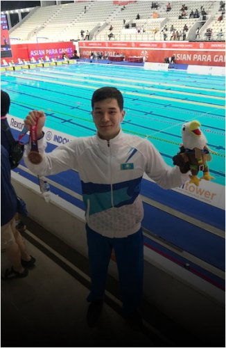 Павлодарец Дмитрий Ли стал спортсменом вопреки диагнозу