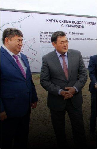 Закрыли самый обсуждаемый водопровод в регионе - Беловодский