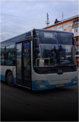 1 декабря проезд в автобусах, маршрутных такси и в трамваях будет бесплатным