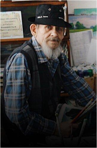 Уникальная художественная мастерская действует в Павлодарском доме престарелых