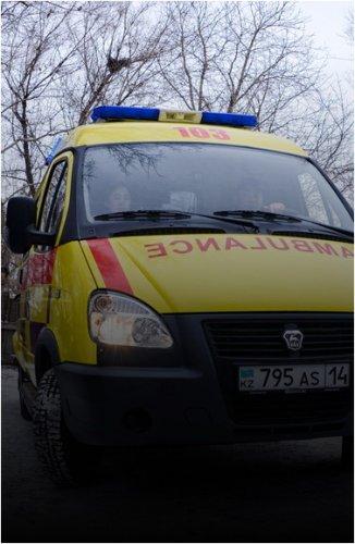 Четверо суток врачи санавиации Павлодарской области боролись за жизнь роженицы