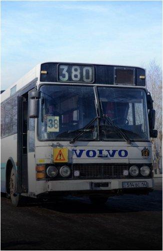 В поселок Ленинский запустили автобус-«гармошку»