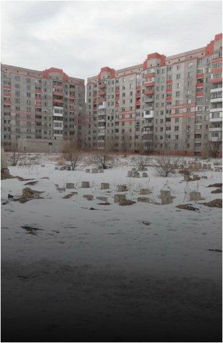 В Павлодаре на месте долгостроя появится многоэтажный жилой комплекс и торговый центр