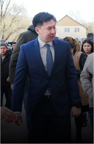 Аким города отреагировал на обращение жителей микрорайона Сарыарка