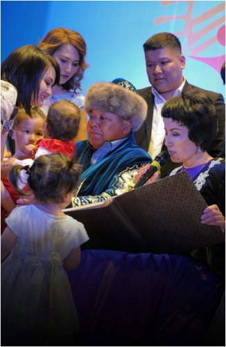 Лучшую семью выбрали в Павлодарской области