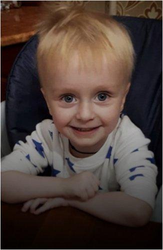 Мальчик с глазами цвета неба