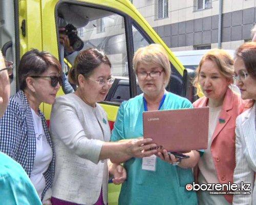 Депутаты Мажилиса посетили Павлодар