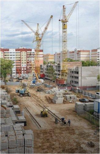 61,5 тысячи квадратных метров социального жилья построят в Павлодаре в этом году