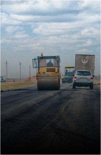 450 миллионов тенге предусмотрели на покос травы и уборку снега на республиканских дорогах в Павлодарской области до конца года
