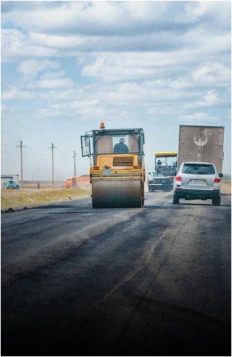 В регионе завершают ремонт дорог областного и районного значения