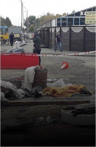 Ремонт коллектора на пересечении 1 Мая – Ломова закончился для одного из рабочих смертью
