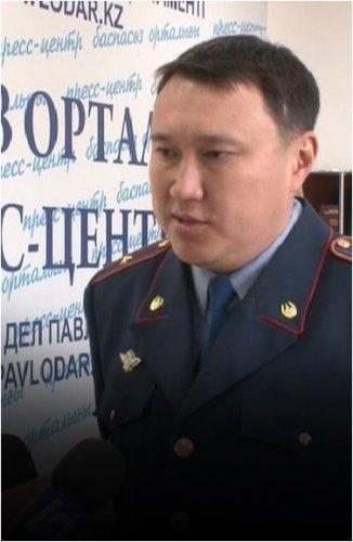 Павлодарский полицейский свел счеты с жизнью. Заместитель начальника департамента полиции отстранен от работы