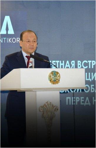Антикоррупционный департамент Павлодарской области назвал самые коррумпированные сферы