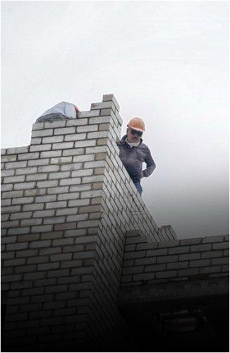 В городе горняков темпы строительства жилья бьют рекорды