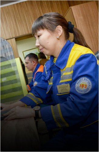 265 тысяч вызовов обслужила станция скорой помощи в 2019 году