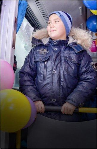 В Павлодаре запустили работу экскурсионного автобуса