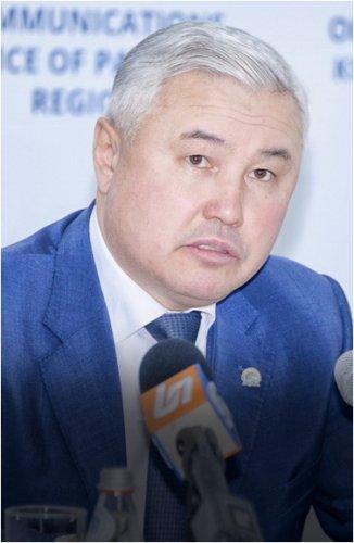 Кайрат Нукенов напомнил об уголовной ответственности чиновников