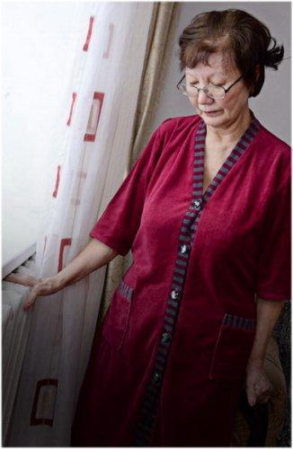 В разгар зимы пенсионерка из Павлодара осталась без тепла из-за коммунальной аварии