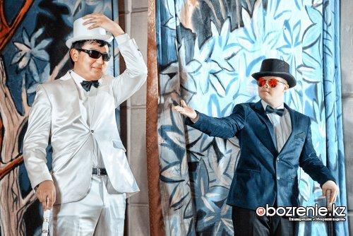 Юные актеры Театра без границ перевоплотились в героев Ханса Кристиана Андерсена