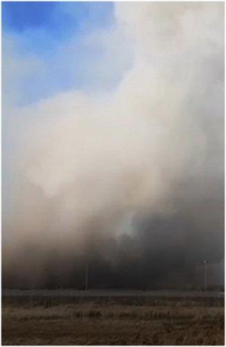 Павлодарцы задыхаются в собственных квартирах из-за запаха гари