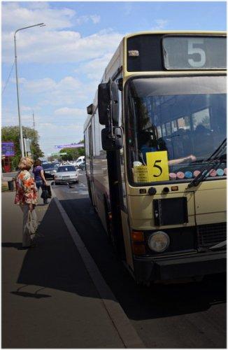 Санврач области напомнил, что общественный транспорт работает только для дачников