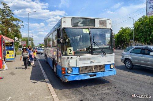 В выходные дни в Павлодарской области не будет ходить общественный транспорт