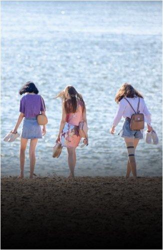 Пляж Усолки разделят на детскую и взрослую зоны отдыха