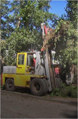 Впервые за 37 лет проводится капитальный ремонт на территории яслей-сада №6
