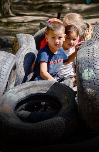 Не во всех нуждающихся дворах Павлодара есть возможность установить детские площадки
