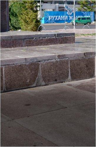 Качеством ремонта фонтана по улице Торайгырова заинтересовалась специальная мониторинговая группа