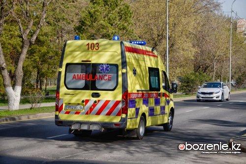 Сотрудники скорой помощи работают практически без отдыха