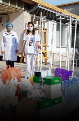 Павлодарцы, не ожидая поддержки чиновников, помогают системе здравоохранения сами