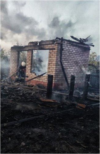 Более 50 участков горело на выходных в павлодарском садоводстве